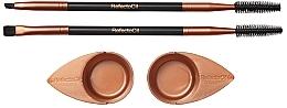 Parfumuri și produse cosmetice Set accesorii pentru gene și sprâncene - RefectoCil Cosmetic Brush Browista Toolkit