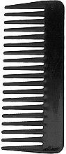 Parfumuri și produse cosmetice Гребень для волос 15,5 см, черный - Donegal Hair Comb
