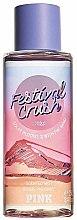 Parfumuri și produse cosmetice Spray parfumat de corp - Victoria's Secret Festival Crush Fragrance Body Mist