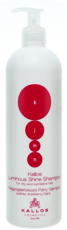 Șampon de păr - Kallos Cosmetics Luminous Shine Shampoo