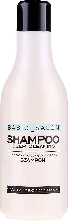 Șampon de păr - Stapiz Basic Salon Deep Cleaning Shampoo