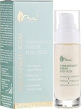 Parfumuri și produse cosmetice Ser pentru zona din jurul ochilor - Ava Laboratorium Stop Time Eye Contour Serum