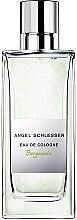 Parfumuri și produse cosmetice Angel Schlesser Eau De Cologne Bergamota - Apă de colonie