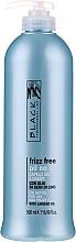"""Parfumuri și produse cosmetice Fluid pentru îndreptarea părului """"Fără ulei"""" pentru păr neascultator - Black Professional Line Anti-Frizz"""