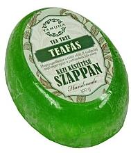 """Parfumuri și produse cosmetice Săpun efectuat manual """"Arbore de ceai"""" - Yamuna Tea Tree Handmade Glycerin Soap"""