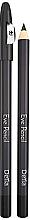 Parfumuri și produse cosmetice Creion contur pentru ochi cu ascuțitoare - Delia Eye Pencil