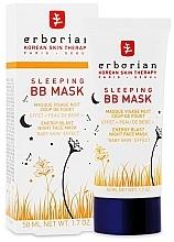 """Parfumuri și produse cosmetice Mască de noapte pentru față """"Piele de bebeluș"""" - Erborian Sleeping BB Mask"""
