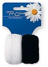 Parfumuri și produse cosmetice Elastice pentru păr 2 buc., 66870 - Top Choice