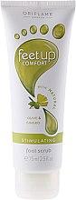 Parfumuri și produse cosmetice Scrub tonifiant pentru picioare - Oriflame Feet Up Comfort