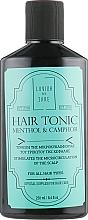 Parfumuri și produse cosmetice Tonic cu mentol de păr pentru bărbați - Lavish Care Hair Tonic Menthol And Camphor