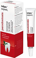 Parfumuri și produse cosmetice Concentrat pentru gingii - Tolpa Expert Parodontosis Concentrate For Gums (5 g)