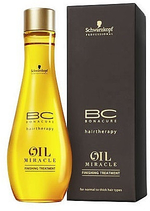 Tratament pentru păr normal și aspru - Schwarzkopf Professional Bonacure BC