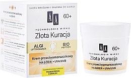 Parfumuri și produse cosmetice Cremă de zi împotriva ridurilor 60+ - AA Cosmetics Age Technology Golden Revival Anti-Wrinkle Day Cream