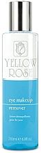 Parfumuri și produse cosmetice Demachiant pentru ochi - Yellow Rose Eye Makeup Remover
