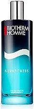 Parfumuri și produse cosmetice Biotherm Homme Aquafitness - Apă de toaletă