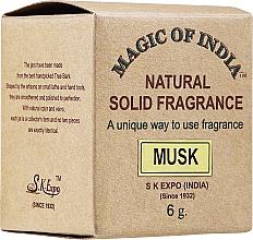"""Parfumuri și produse cosmetice Cremă-parfum natural """"Musk"""" - Shamasa"""