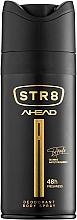 Parfumuri și produse cosmetice Str8 Ahead - Deodorant