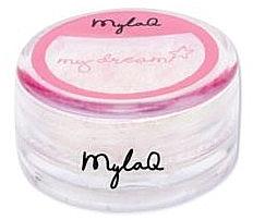 Parfumuri și produse cosmetice Pudră pentru unghii - MylaQ My Dream