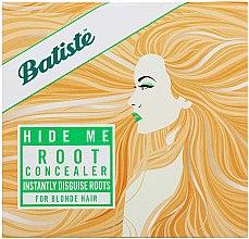 Parfumuri și produse cosmetice Pudră pentru păr - Batiste Hide Me Root Concealer