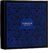 Parfumuri și produse cosmetice Versace Pour Homme - Set (edt/100ml + sh/gel/150ml)
