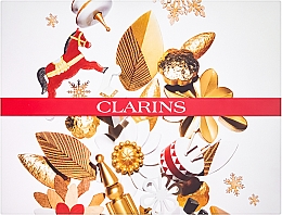Parfumuri și produse cosmetice Set - Clarins Multi-Active Collection (day/cream/50ml + night/cream/15ml+balm/15ml+bag)