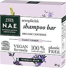 Parfumuri și produse cosmetice Șampon solid - N.A.E. Semplicita Daily Usage Shampoo Bar