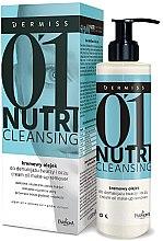 Parfumuri și produse cosmetice Ulei-Cremă pentru îndepărtarea machiajului de pe față și ochi - Farmona Dermiss 01 Nutri Cleansing Cream Oil Make-up Remover
