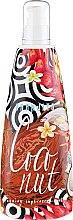 Parfumuri și produse cosmetice Lapte pentru bronzare - Oranjito Max. Effect Coconut