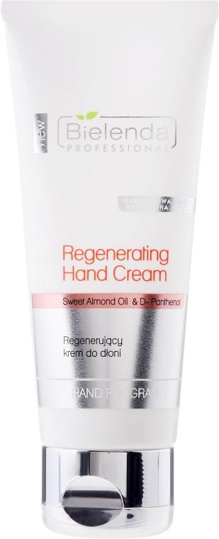 Crema regeneratoare pentru mâini - Bielenda Professional Hand Program Regenerating Hand Cream