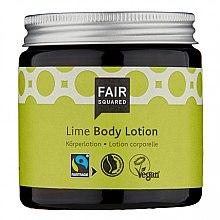 "Parfumuri și produse cosmetice Loțiune de corp ""Lime"" - Fair Squared Body Lotion Lime"