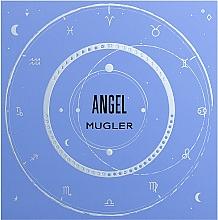 Parfumuri și produse cosmetice Mugler Angel - Set (edp/50ml + b/lot/100ml + edp/10ml)