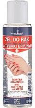 Parfumuri și produse cosmetice Gel antibacterian de mâini - Simple Beauty Antibacterial Hand Gel