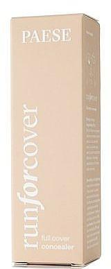 Concealer pentru față - Paese Run For Cover Full Cover Concealer