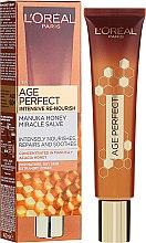Parfumuri și produse cosmetice Balsam pentru față - L'Oreal Age Perfect Intensive Re-nourish Rich Repairing Miracle Salve