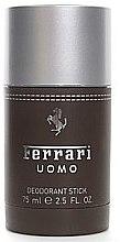Parfumuri și produse cosmetice Ferrari Uomo - Deodorant stick