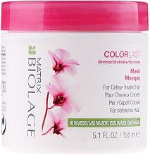 Parfumuri și produse cosmetice Mască pentru păr vopsit - Matrix Biolage Colorlast Mask