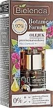 Parfumuri și produse cosmetice Ulei pentru față cu efect anti-îmbătrânire - Bielenda Botanic Formula Black Seed Oil Cistus Anti-Wrinkle Face Oil