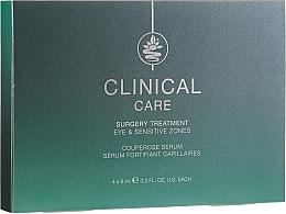 Parfumuri și produse cosmetice Set ser pentru pleoape și zonele sensibile ale feței - Klapp Clinical Care Surgery Treatment Eye & Sensitive Zones