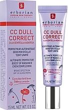 Parfumuri și produse cosmetice CC cremă - Erborian CC Dull Correct SPF 25