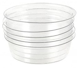 Parfumuri și produse cosmetice Vase pentru vopsea - Peggy Sage Plastics Disposable Mixing Cups