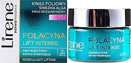 Parfumuri și produse cosmetice Cremă de zi pentru riduri - Lirene Folacyna Lift Intense Cream 70+