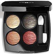 Parfumuri și produse cosmetice Paletă de nuanțe pentru pleoape - Chanel Eclat Enigmatique Exclusive Creation Quadra Eyeshadow