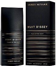 Parfumuri și produse cosmetice Issey Miyake Nuit d'Issey Pulse Of The Night - Apă de parfum