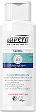 Parfumuri și produse cosmetice Bio-loțiune neutră pentru corp - Lavera Neutral Body Lotion