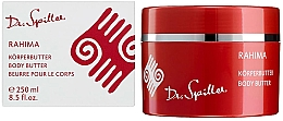 Parfumuri și produse cosmetice Ulei delicat pentru corp - Dr. Spiller Rahima Body Butter