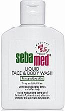 Parfumuri și produse cosmetice Loțiune pentru curățarea feței și corpului - Sebamed Liquid Face and Body Wash