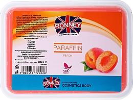 """Parfumuri și produse cosmetice Parafină """"Piersic"""" - Ronney Professional Paraffin Peach"""