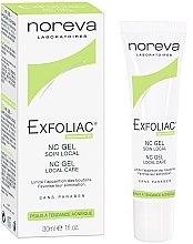 Parfumuri și produse cosmetice Gel-NC pentru față - Noreva Laboratoires Exfoliac Gel-NC