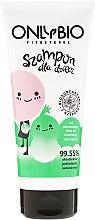 Parfumuri și produse cosmetice Șampon pentru copii (de la 1 an) - Onlybio Fitosterol