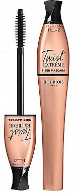 Rimel pentru gene - Bourjois Fiber Mascara Twist Up Extreme Volume